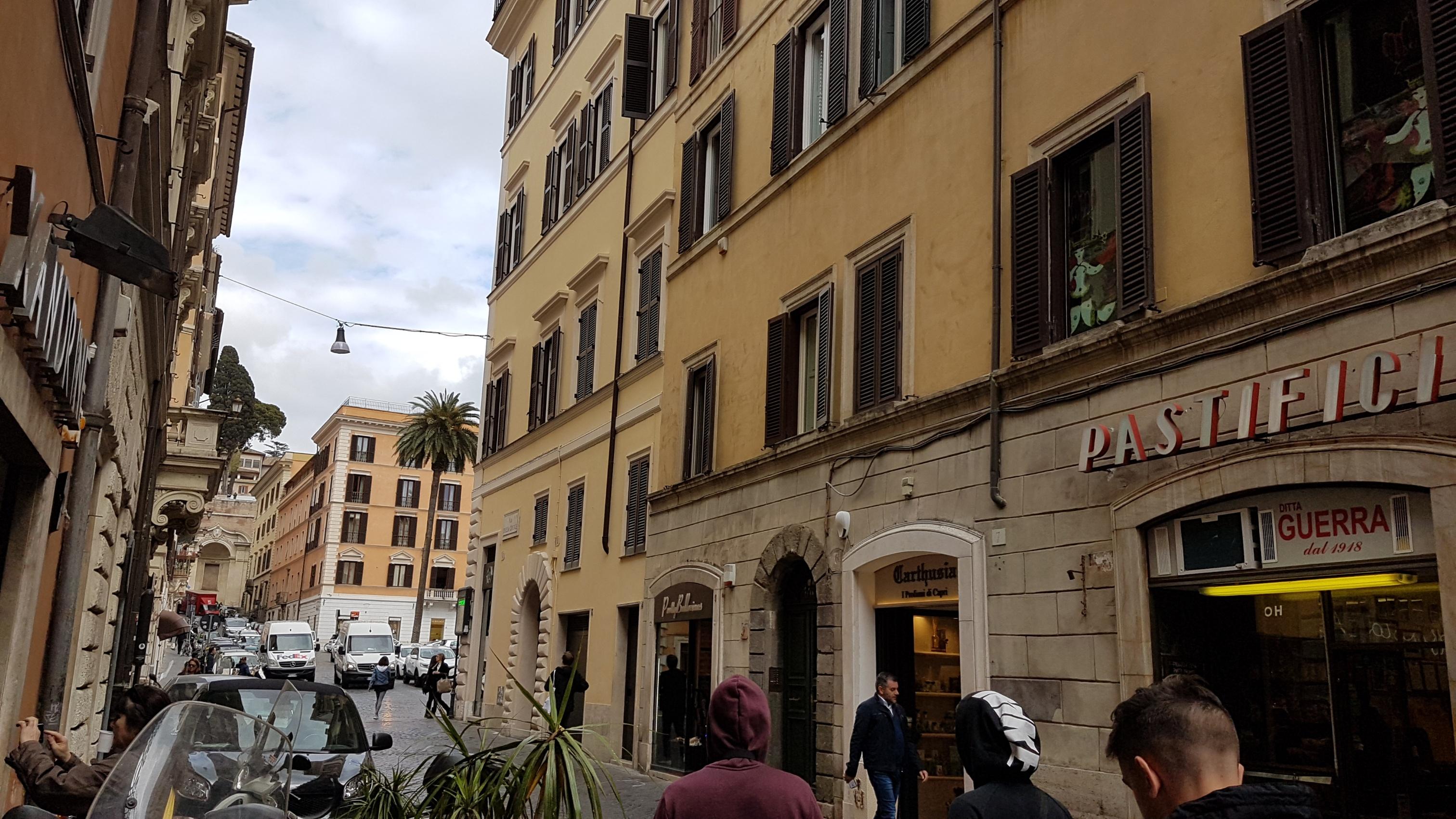 Roma,DELLA CROCE 6,2 Camere da letto Camere da letto,3 Locali Locali,1 BagnoBagni,Appartamento,DELLA CROCE ,2,1048
